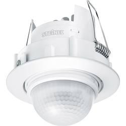 Steinel 601317 stropni vgradni detektor gibanja 360° bele barve, kot zajemanja 360 ° stikalni kontakt: rele