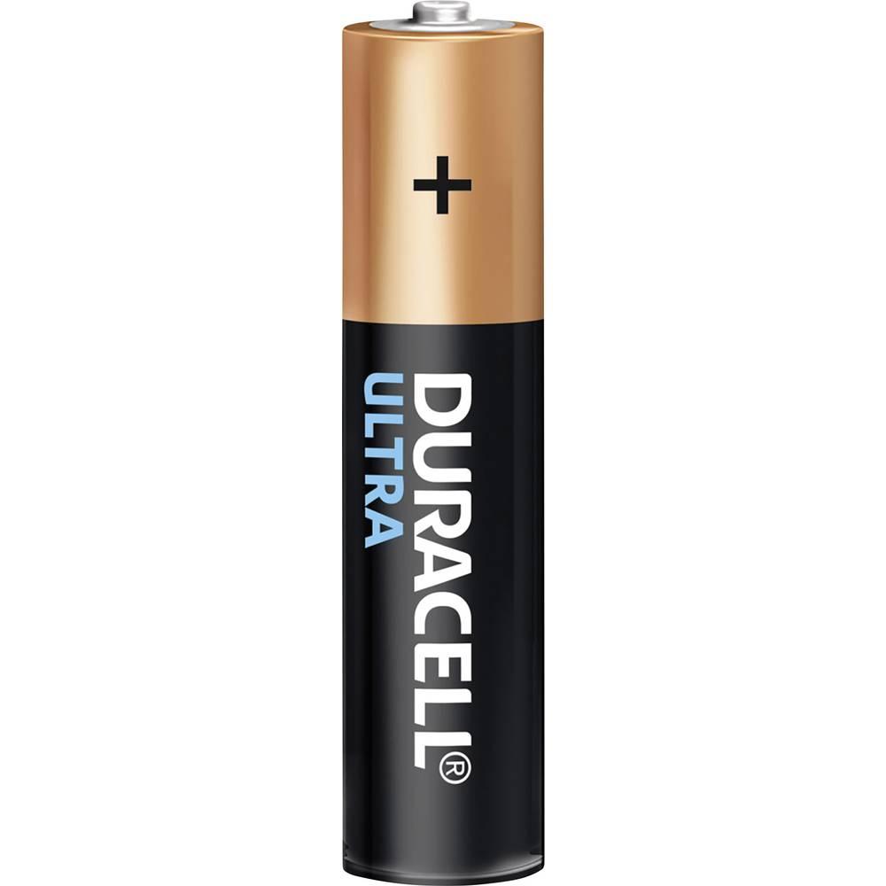 Micro baterija (AAA) alkalno-manganova Duracell Ultra LR03 1.5 V 4 kosi