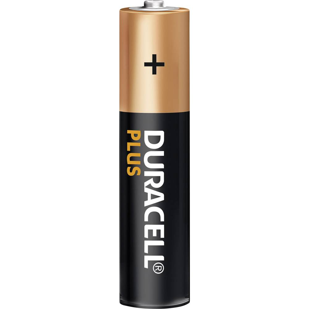 Micro baterija (AAA) alkalno-manganova Duracell Plus LR03 1.5 V 4 kosi