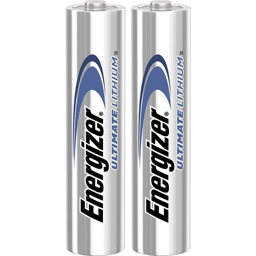 Micro baterija (AAA) litijeva Energizer Ultimate LR03 1250 mAh 1.5 V 2 kosa