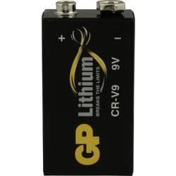 9 V block baterija, litijska, GP Batteries 6LR61 800 mAh 9 V 1 kom.