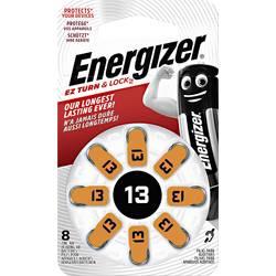 Gumbasta baterija ZA 13 cink-zrak Energizer PR48 baterija za slušni uređaj 280 mAh 1.4 V 8 kom.
