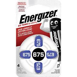 Gumbasta baterija ZA 675 cink-zrak Energizer PR44 baterija za slušni uređaj 635 mAh 1.4 V 4 kom.