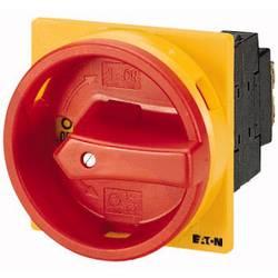 Eaton T0-2-8900/EA/SVB-Odmični prekidač sa zaključavanjem, 20A, 1x90°, žut, crven, 6.5kW, 1 komad 207400