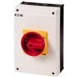 Eaton T5B-4-15682/I4/SVB-Odmični prekidač, 63A, 1x90°, žut, crven, 22kW, 1 komad 207246