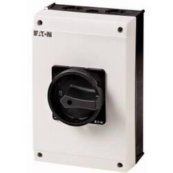 Eaton T5B-3-8901/I4/SVB-SW-Odmični prekidač, 63A, 1x90°, crn, 22kW, 1 komad 207245