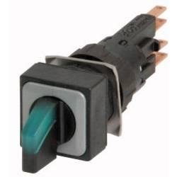 tipka za biranje Zelena 2 x 45 ° Eaton Q18LWK3-GN 1 ST