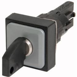 Prekidač s ključem sa zaštitom od zakretanja Crna 2 x 45 ° Eaton Q25S3 1 ST