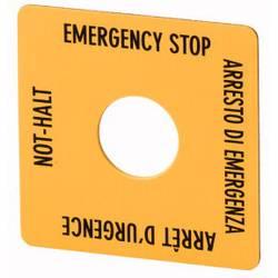Eaton SQT11-Zaštitna tablica za izključenje u nuždi 121375