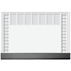 Sigel Office HO365 podloga za pisanje dnevni razpored, tedenski razpored črna, bela (Š x V) 595 mm x 410 mm