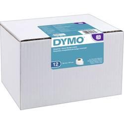 Tiskalni trak Dymo 13186, S0722420, 12 x 220 nalepk (54 x 101 mm), bele, za LabelWriter