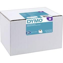 Tiskalni trak Dymo 13187, S0722390, 24 x 260 nalepk (89 x 36mm), bele, za LabelWriter
