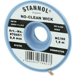 Pletenica za odlemljivanje s usisavanjem Stannol 870051