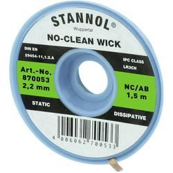 Pletenica za odlemljivanje s usisom Stannol 870053
