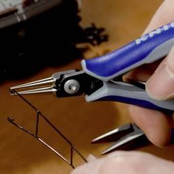 Knipex precizna elektronička kliješta za hvatanje oblik čeljusti okrugla-spitz 135 mm 34 32 130