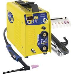 Varilni inverter za elektrode in TIG-postopek GYS TIG 160 DCLIFT, 20-160 A 011106