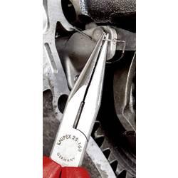 Knipex plosnata okrugla kliješta s oštricom (radio-kliješta) čeljust šiljasta, plosnato-okrugla 160 mm 25 02 160