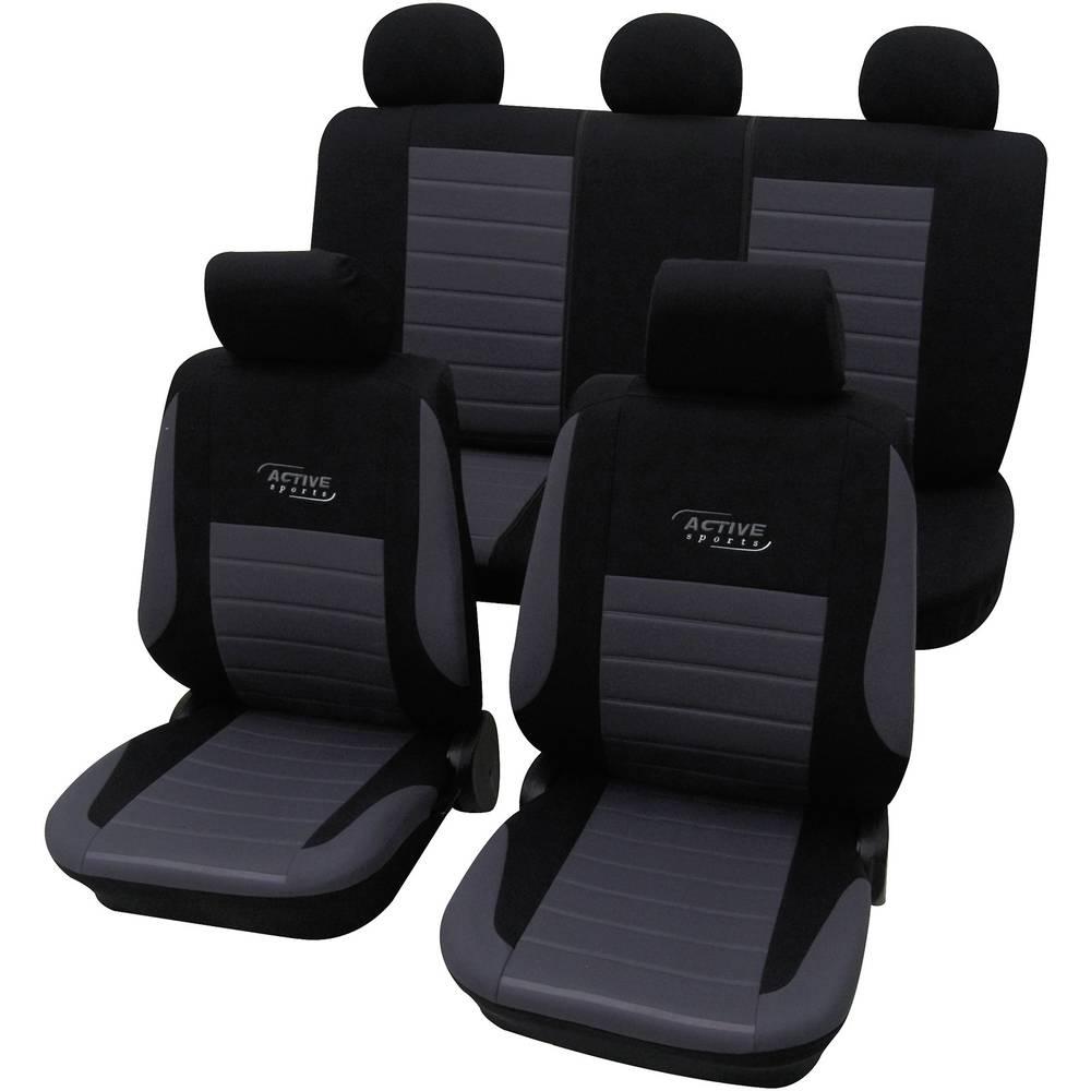 Komplet navlaka za sjedala Active, 11-dijelni 60122