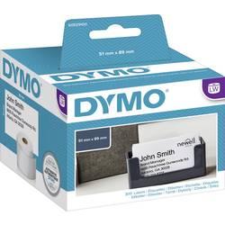 Tiskalni trak Dymo S0929100, 300 vizitk (89 x 51 mm), bele,brez lepila, za LabelWriter