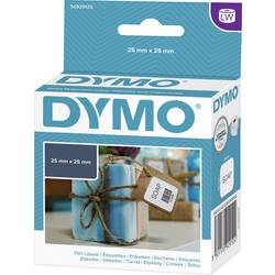 Tiskalni trak Dymo S0929120, 750 kvadratnih nalepk (25 x 25mm), bele, za LabelWriter