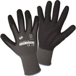 Štrikane rukavice Worky 1160,nitrilna pjena, 100 % poliamid s nitrilnom prevlakom, vel. 10