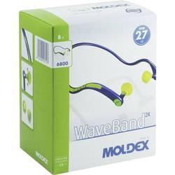 Slušalice s čepićima za zaštitu sluha Moldex WaveBandR 2K, 6800, 27 dB, 1 komad 6800 01