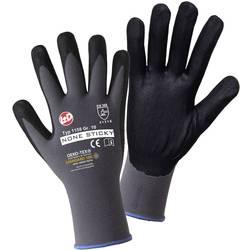Štrikane rokavice Worky 1158,100 % poliamid z nitrilno prevleko, velikost 9