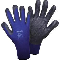 Štrikane rukavice Showa 380 NBR Foam Grip, 1163, poliamid s nitrilnom prevlakom, vel. 8