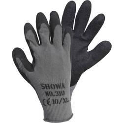 Štrikane rukavice Showa 310, 14905, pamuk/poliester s prevlakom od lateksa, veličina 9