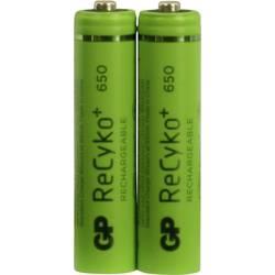 Micro (AAA) akumulator NiMH HR03 650 mAh 1.2 V 2 kosa