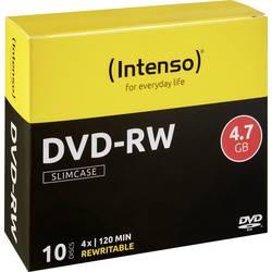 DVD-RW prazni Intenso 4201632 4.7 GB 10 kom. tanka kutija RW