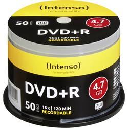 DVD+R prazni Intenso 4111155 4.7 GB 50 kom. okrugla kutija
