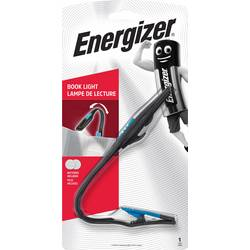 Mobilna mini svjetiljka za čitanje LED 638391 LED High > 14 h · Low > 31 h crno-siva Energizer Booklite