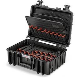 Univerzalni kovček za orodje, brez vsebine Knipex 00 21 35 LE (Š x V x G) 470 x 190 x 370 mm