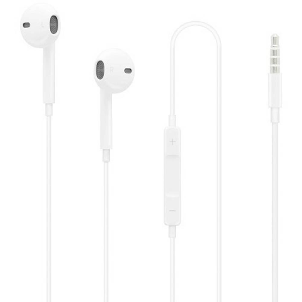 Slušalice Apple EarPods, daljinski upravljač i mikrofon
