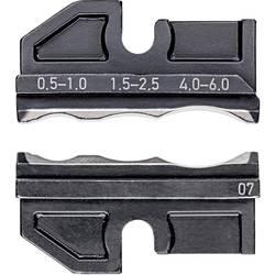 Krimp vložek za stiskanje, za konektor s skrčljivo cevjo 0.5 do 6 mm Knipex 97 49 07, primerno za: Knipex