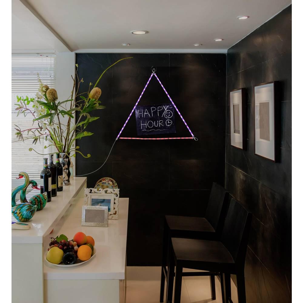 Dekorativna osvetljava Renkforce LED fleksibilni trakovi RGB, 5 m 5MAC862W LED