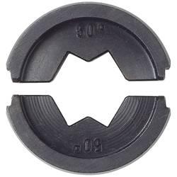 Rennsteig Werkzeuge vložek za stiskanje cevastih kabelskih čevljev 6 mm2 634 301 3