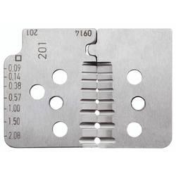 Kliješta za skidanje izolacije, pogodna za vodove s PTFE izolacijom 0.03 do 2.08 mm Rennsteig Werkzeuge 708 201 3