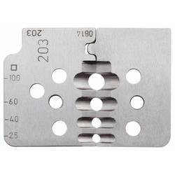 Kliješta za skidanje izolacije, pogodna za vodove s PTFE izolacijom 2.5 do 10 mm Rennsteig Werkzeuge 708 203 3