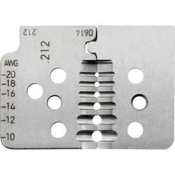Nož za kliješta za skidanje izolacije, pogodan za vodove s PTFE izolacijom, vodove sa Kapton izolacijom 10 do 20 Rennsteig Werkz