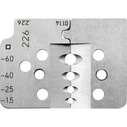 Nož za kliješta za skidanje izolacije, pogodan za solarne kabele 1.5 do 6 mm Rennsteig Werkzeuge 708 226 3 0 pogodan za robnu ma