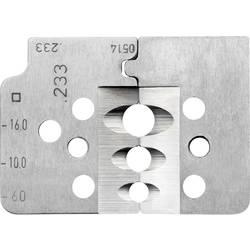 Nož za kliješta za skidanje izolacije, pogodan za vodove s PVC izolacijom Rennsteig Werkzeuge 708 233 3 0 pogodan za robnu marku