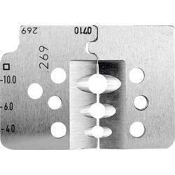 Nož za kliješta za skidanje izolacije, pogodan za solarne kabele Rennsteig Werkzeuge 708 269 3 0 pogodan za robnu marku Rennstei