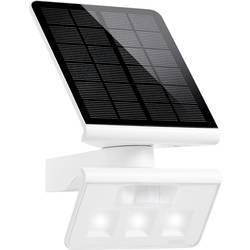 Solarni stenski LED-reflektor z detektorjem gibanja Steinel Xsolar, 1,2 W, hladna bela svetloba, bela