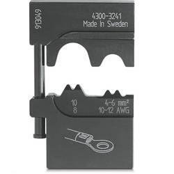 Nadomestni vložek za stiskanje neizoliranih kabelskih čevljev 4 do 10 mm² Phoenix Contact CRIMPFOX-M RC 10-1/DIE 1212744 pr
