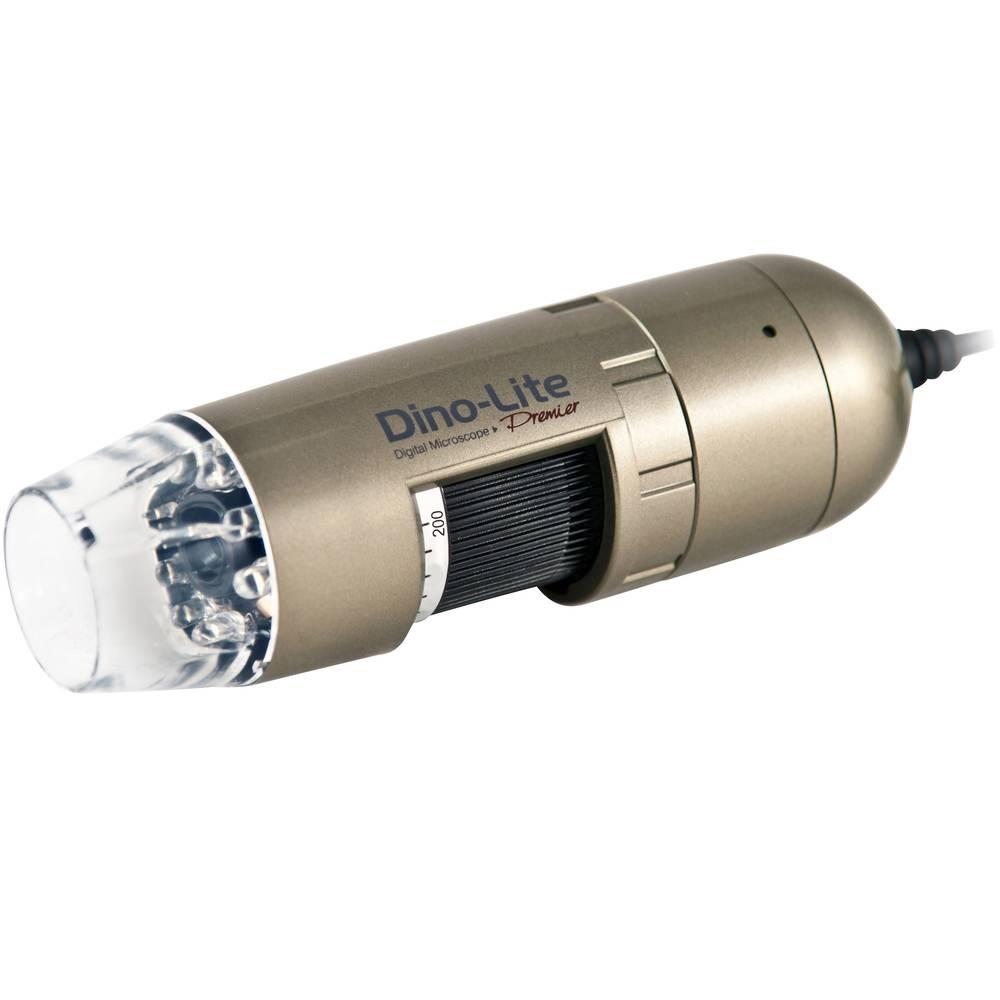 Dino Lite digitalna mikroskopska kamera USB 1.3 mio. piknjica, faktor uvećanja 500 x