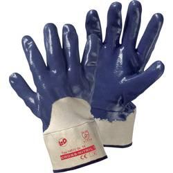 worky 1451C pamučne rukavice Cross-Nitril ÖKO-TEST pamuk s prevlakom od nitrilnog kaučuka