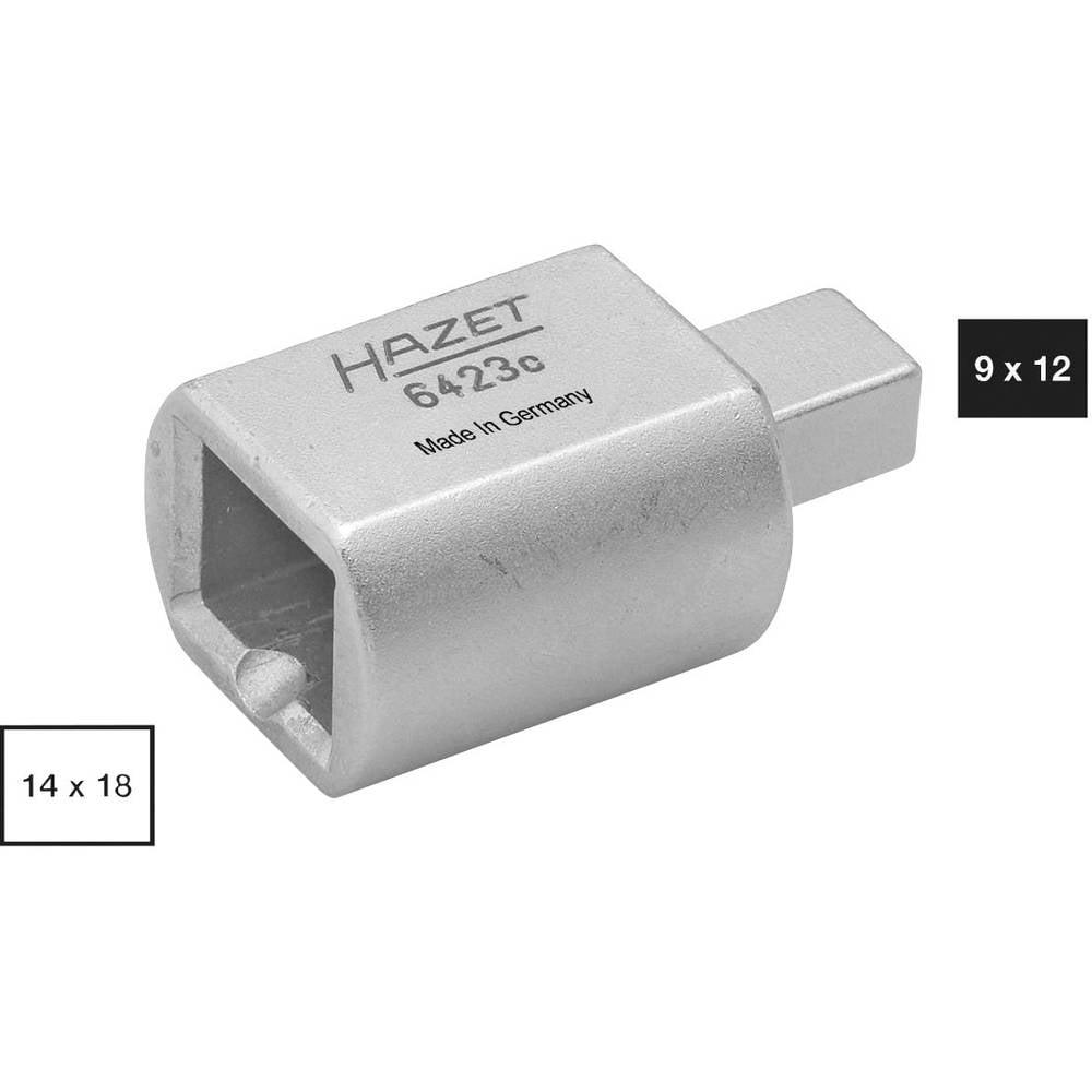Vtični-adapter Hazet 6423C