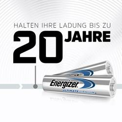 Micro (AAA) baterija Ultimate Industrial LR03 Energizer litijska 1.5 V 10 komada